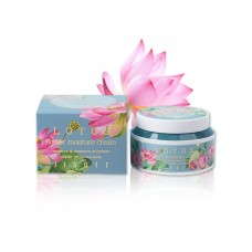 [JIGOTT] Крем для лица ЛОТОС LOTUS Flower Moisture Cream, 100 мл