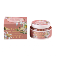 Крем для лица ЭДЕЛЬВЕЙС JIGOTT EDELWEISS Flower Hydration Cream, 100 мл