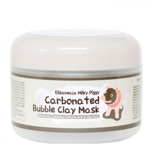 Маска для лица очищающая ПУЗЫРЬКОВАЯ с глиной Сarbonate Bubble Clay Mask, 100 мл