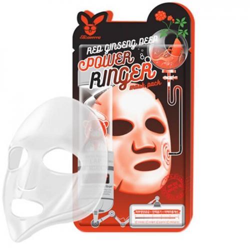 Тканевая маска для лица с Красным Женьшенем