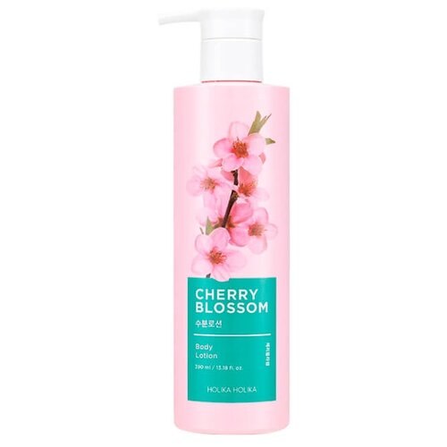 HOLIKA HOLIKA CHERRY BLOSSOM BODY LOTION 390 мл