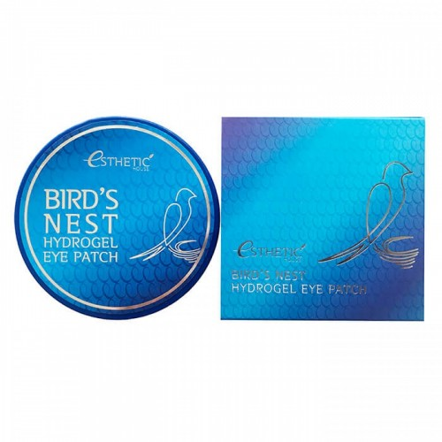 Патчи для глаз Esthetic House Bird's Nest Hydrogel Eye Patch