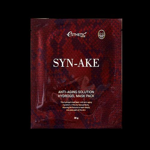 Гидрогелевая маска Esthetic House Syn-Ake Anti-Aging Solution Hydrogel Mask Pack