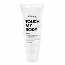 Скраб для тела Esthetic House Touch My Body Goat Milk Body Scrub (100 мл)