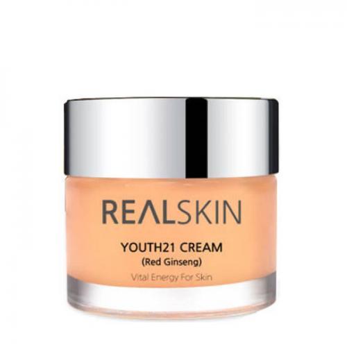 Крем для лица Realskin Youth 21 Cream (Red Ginseng)