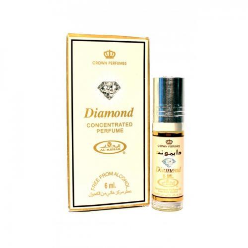 Масляные духи Al Rehab Diamond 6 мл