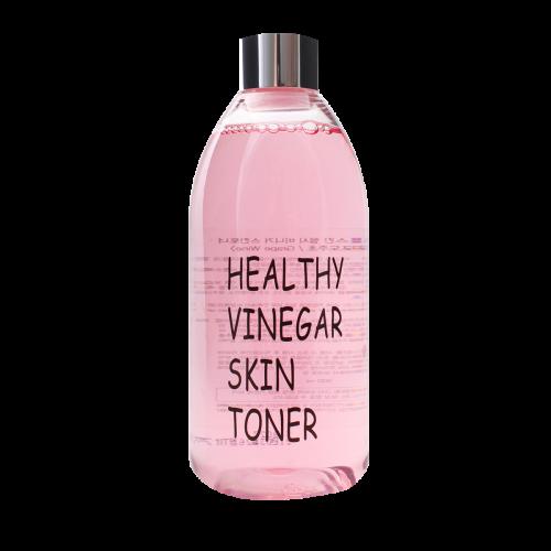 Тонер для лица Realskin Healthy Vinegar Skin Toner (Grape Wine) с экстрактом красного вина
