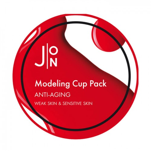 Альгинатная маска J:ON Anti-Aging Modeling Pack 18 г