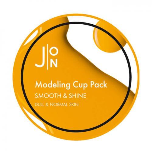 Альгинатная маска J:ON Smooth & Shine Modeling Pack 18 г