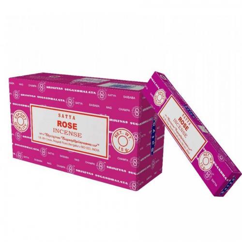 Благовония с розой Satya Rose Incense 15 г