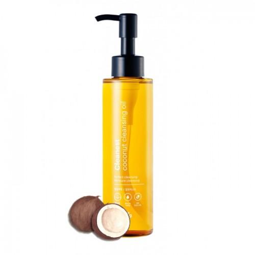 Гидрофильное очищающее масло для лица с кокосом SKIN79 Cleanest Coconut Cleansing Oil - 150ml