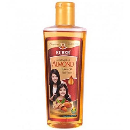 Масло миндальное Kuber Almond Hair Oil 100 мл