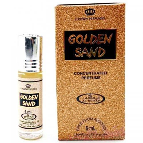 Масляные духи Al Rehab Golden Sand 6 мл