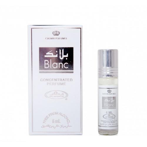 Масляные духи Al Rehab Blanc 6 мл