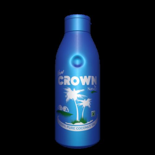 Масло кокосовое для волос и тела Crown, 100 мл