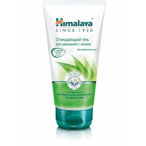 """""""Himalaya Herbals"""" Гель для умывания очищающий с нимом 150 мл"""