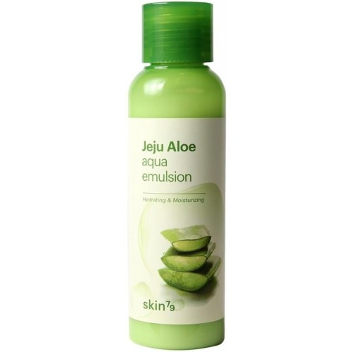 Skin79 Jeju Aloe Aqua Emulsion Увлажняющая легкая эмульсия с алоэ, 150 мл