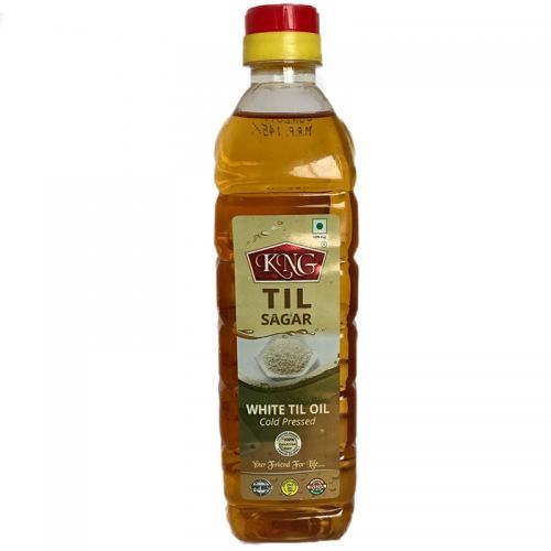 Натуральное кунжутное масло холодного отжима, 500 мл