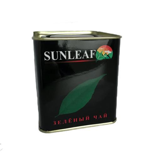 """Чай зеленый премиум-класса крупнолистовой """"SunLeaf"""" 150г"""