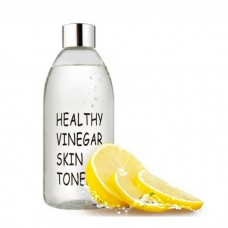Тонер для лица Realskin Healthy Vinegar Skin Toner (Lemon) с лимоном