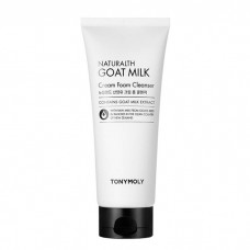Очищающая пенка Tony Moly Naturalth Goat Milk Cream Foam Cleanser 200 мл