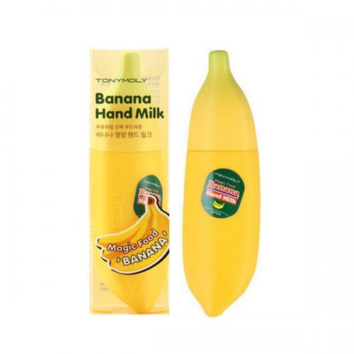 Tony Moly Magic Food Banana Hand Milk Крем для рук 45 мл