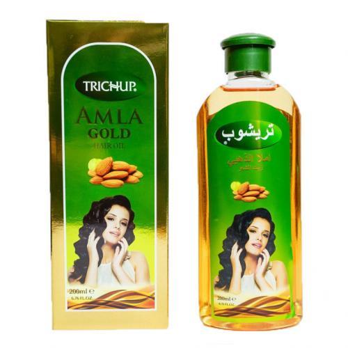Масло для волос Амла Голд Тричуп, Amla Gold Hair oil TRICHUP VASU 200 мл
